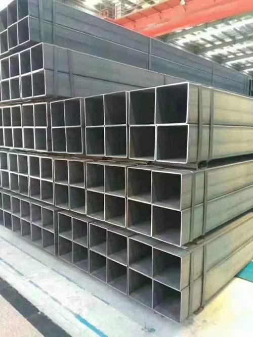 Square steel tube 39*49mm