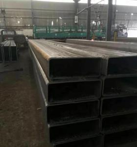 Square steel tube 75*100mm