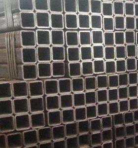 Square steel tube 60*80mm