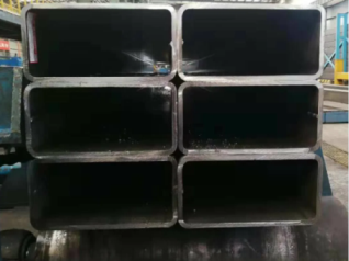 Square steel tube 50*125mm