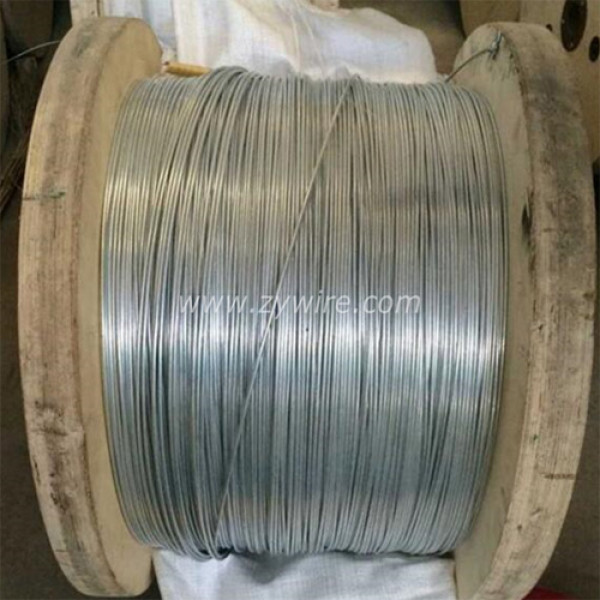 Hot-DIP Galvanized Steel Wire 0.5-5.0mm with Good Quality Chinese Supplier