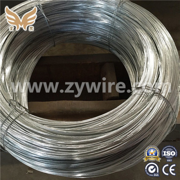 Hot dip galvanized steel wire for making nail -Zhongyou