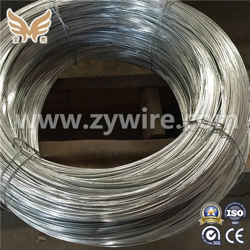 High carbon 1670 MPa gi steel wire -Zhongyou