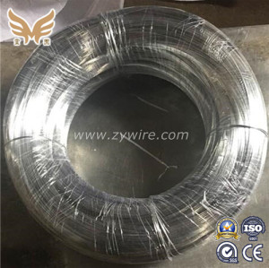 High carbon 1670 MPa gi steel wire -Zhongyou