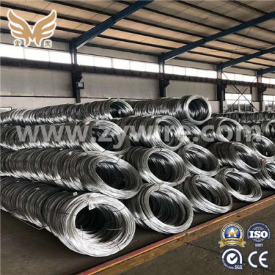 High quality galvanized steel wire -Zhongyou