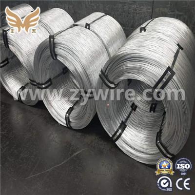 Q195 galvanized steel wire-Zhongyou