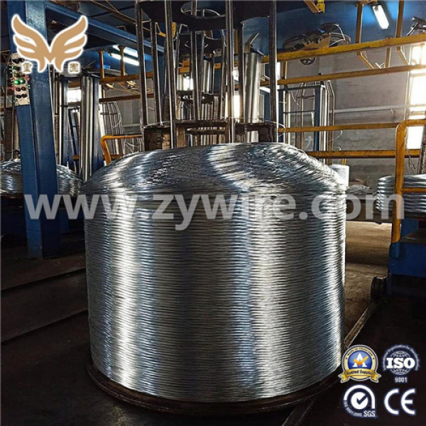 Chinese Factory Bwg 18 20 21 Galvanized Steel Wire -Zhongyou