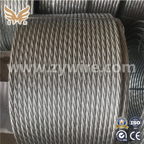 Chinese Factory  Galvanized Steel Strand for sale-Zhongyou
