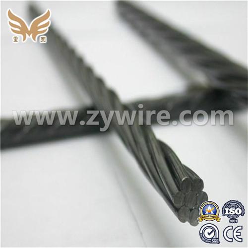 High Strength Galvanized Steel Guy Wire Strand -Zhongyou