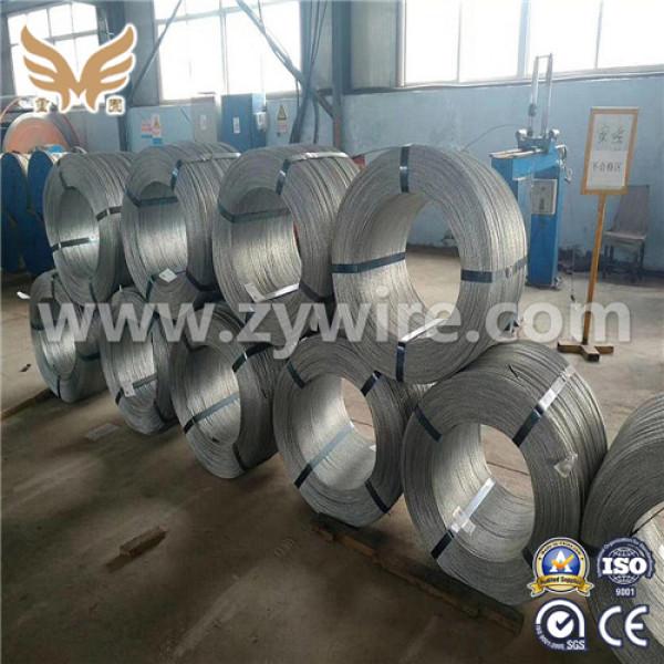 Chinese Factory Cheap Galvanized Steel Strand-Zhongyou