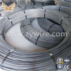 High tensile MS pc steel wire for building material  -Zhongyou
