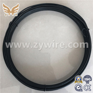 Q195 Q235 low carbon soft black steel wire coil -Zhongyou