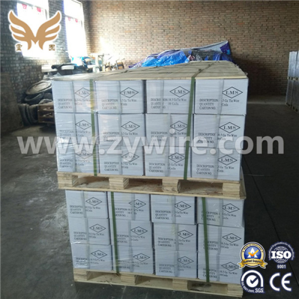 Black annealed iron wire high tensile steel strand wire-Zhongyou