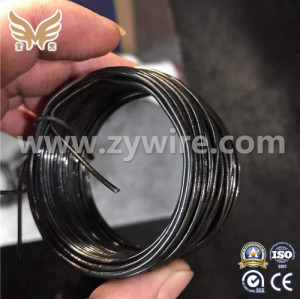 16 gauge bwg 21 black annealed steel iron tie wire-Zhongyou
