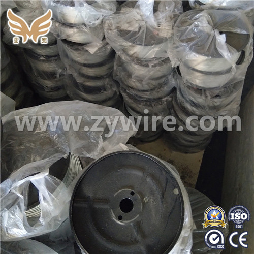 Wholesale factory price galvanized iron wire for binding -Zhongyou
