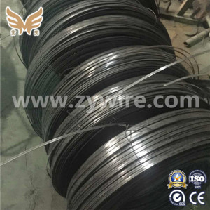 Ungalvanized flat wire for fishing net-Zhongyou