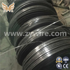 High quality metal flat wire manufacturer for spring -Zhongyou