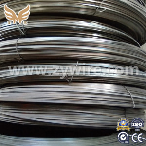 3mm/4mm steel flat wire from China manufacture-Zhongyou