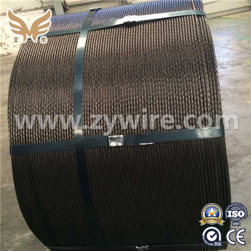 Build 15.24mm pc strand supplier from China-Zhongyou