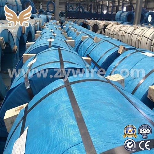 BS 5896 high tensile pc strand for hosting-Zhongyou