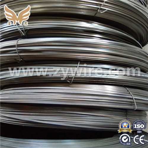 China supplier hot sale  ungalvanized Flat Wire-Zhongyou