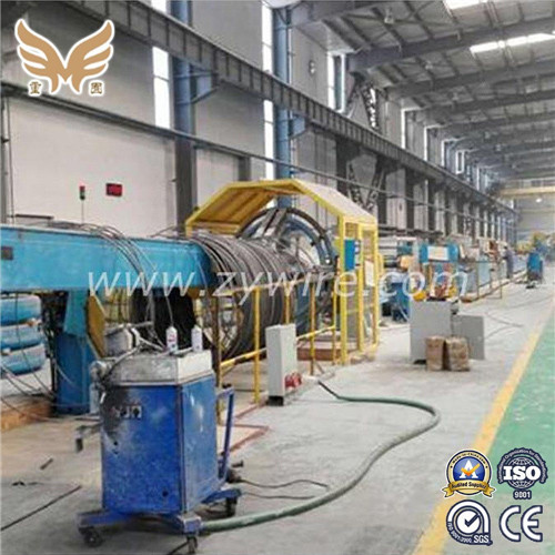 SEA60si2mn 55sicr Oil temper steel wire for mechanical spring-Zhongyou