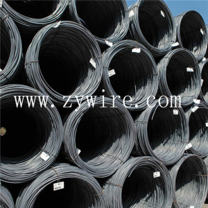 Galvanized Metal Steel Wire Rod -Zhongyou