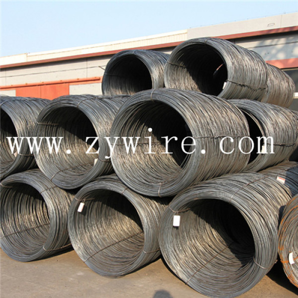 Hot Rolled Steel Wire Rod for construction -Zhongyou