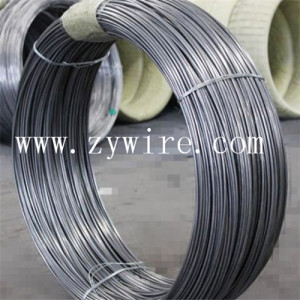 Dia 6.5mm SAE1006 SAE1008 Mild Steel Wire Rod for construction -Zhongyou