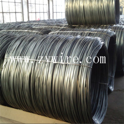 China Steel Wire Rods Q195/Q235/SAE 1006/SAE 1008 5.5mm 6.5mm 8-14mm-Zhongyou