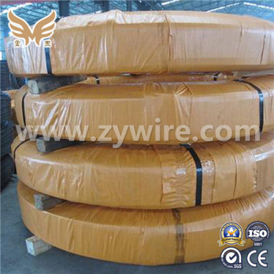 Phosphated 0.45mm Steel Wire Oil temper steel wire Zhongyou