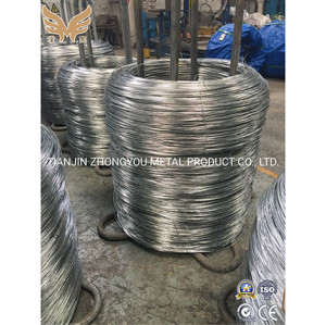 Alluminum Galvanized Steel Wire