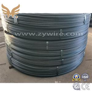 High Quality Spiral Rib Steel Wire