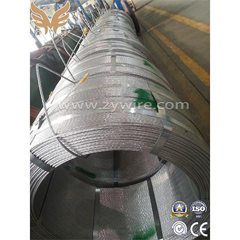 High Strength Galvanized Steel Wire