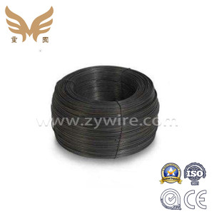 Good price soft rebar tie wire small coil black  annealed wire -Zhongyou