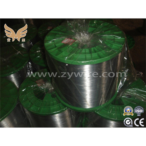 Thin galvanized steel wire used for package -Zhongyou