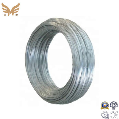 Zinc Coating Galvanized Iron wire with Spool-Zhongyou