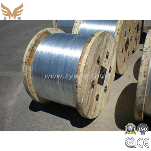 Low Carbon  Galvanized iron wire In Stock -Zhongyou