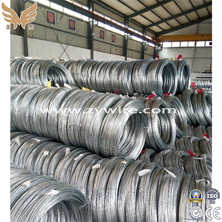 Hot Dipped Galvanized Iron Wire Factory  -Zhongyou