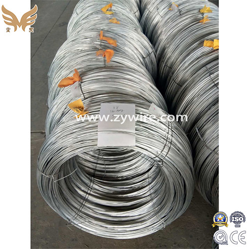 Hot dip galvanized steel wire from China manufacture-Zhongyou
