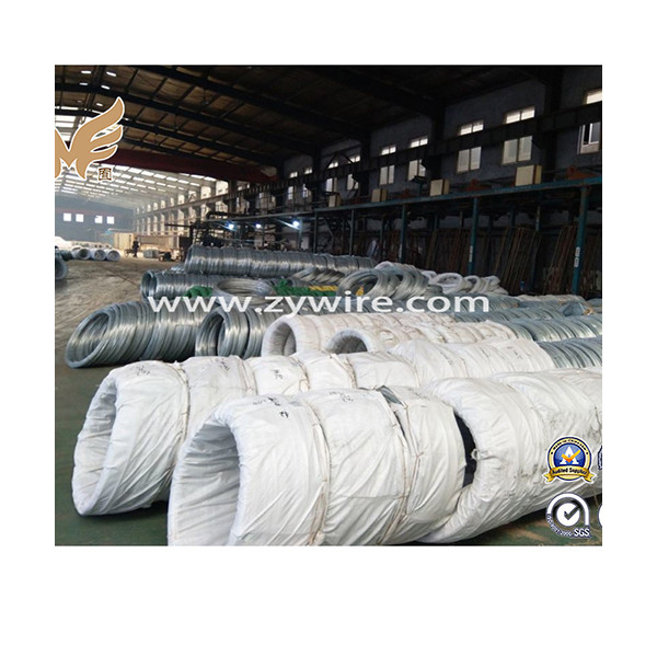 Chinese factory sale galvanized stay wire guy wire-Zhongyou