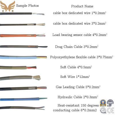 Communication Tube Ribbon Duct Optical Fiber Cable