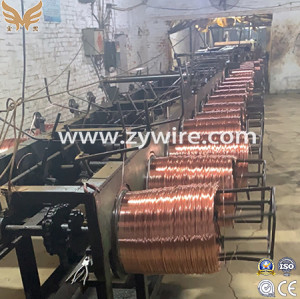 Chinese Copper Coated Steel Wire-Zhongyou
