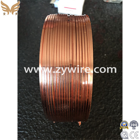Chinese Brass Coated Flat Steel Wire-Zhongyou