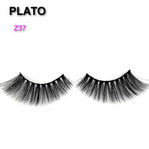 wholesale 3d faux mink eyelashes synthetic fiber strip eyelashes ,private label false silk eyelash, premium fake silk lashes