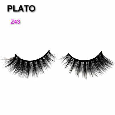 3D Chenmical Fiber Eyelashes Z43