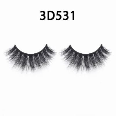 3D Real Mink Eyelashes 3D531