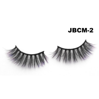 Colored Mink Eyelashes JBCM-2