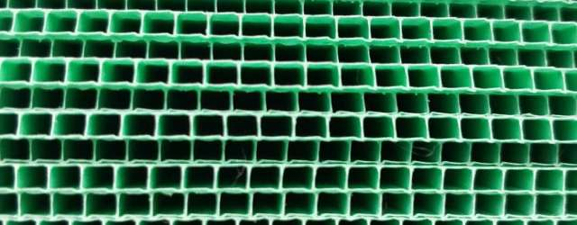 PP corrugated sheet with related products