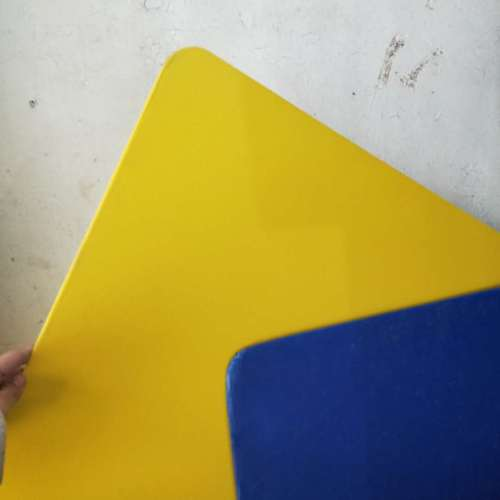 Printing available factory sale PP corrugated plastic sheet for packaging whosale pp hollow sheet